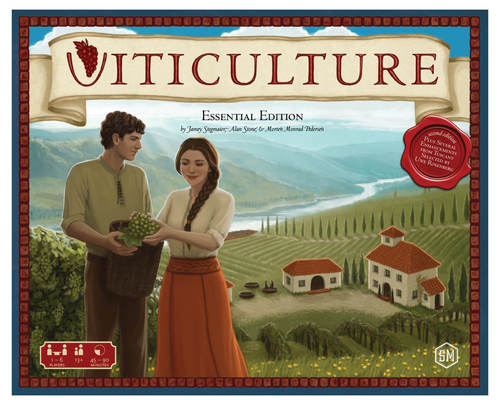 2016 box viticulture essential edition
